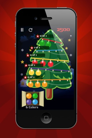 Light Up Christmas Tree Winter Puzzle Download Ios Game