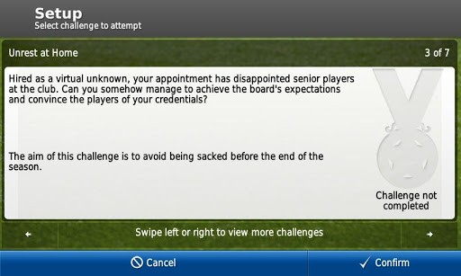 Football Manager Handheld (Android)