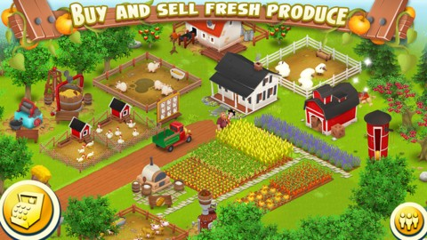 game hay day cho pc