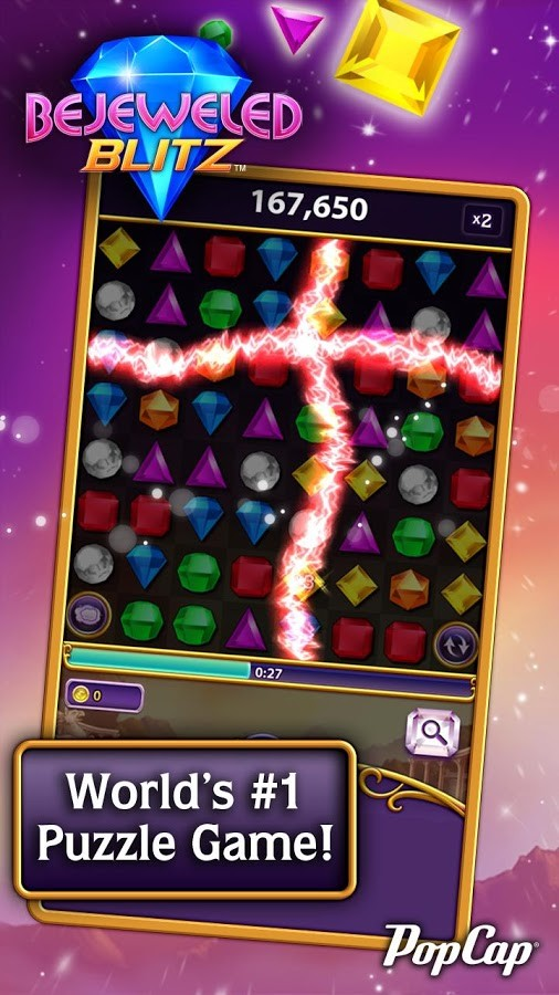 Bejeweled Classic for Android - MobyGames