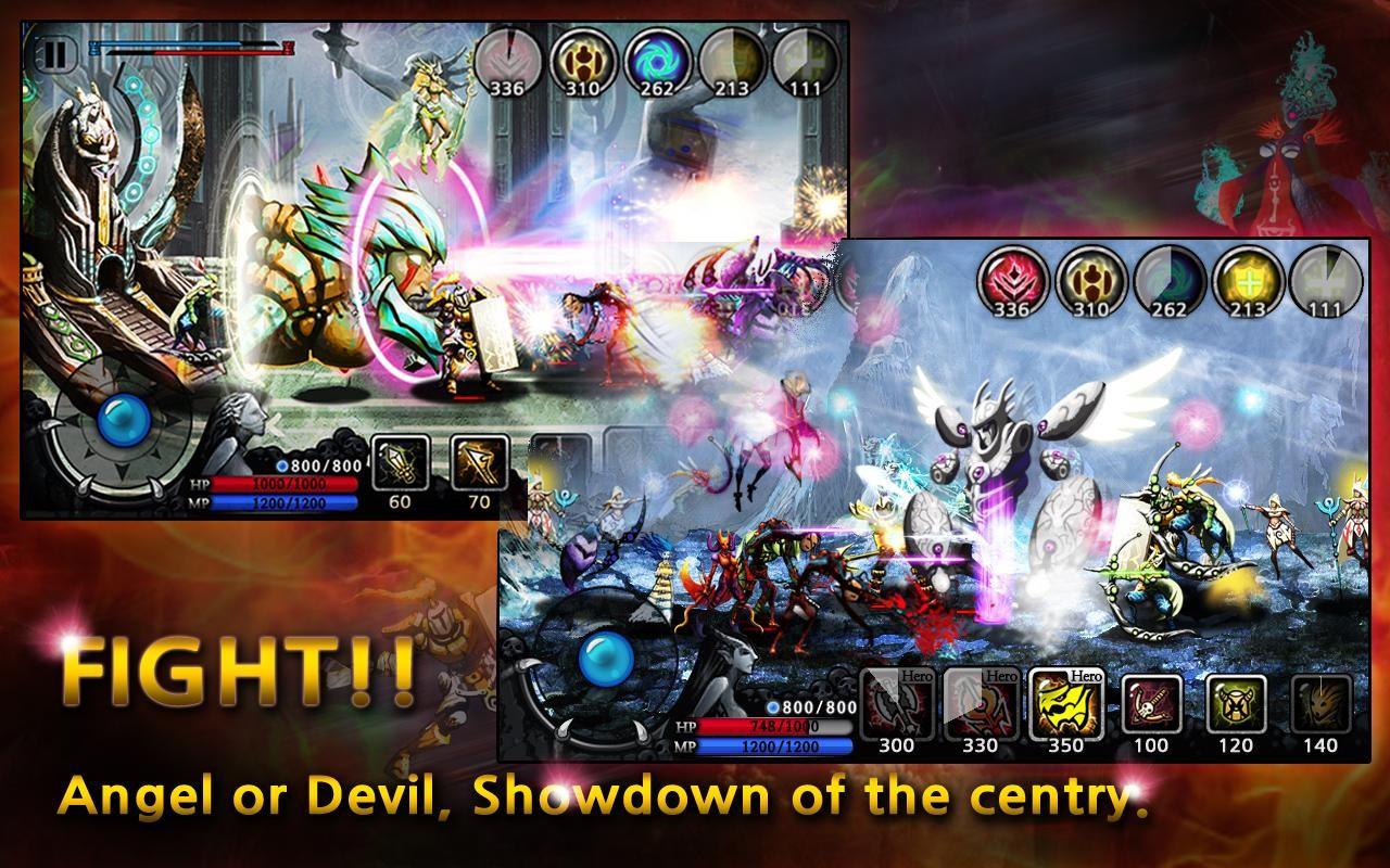 Angel Or Devil Game