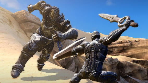 Infinity Blade III - Download ios game