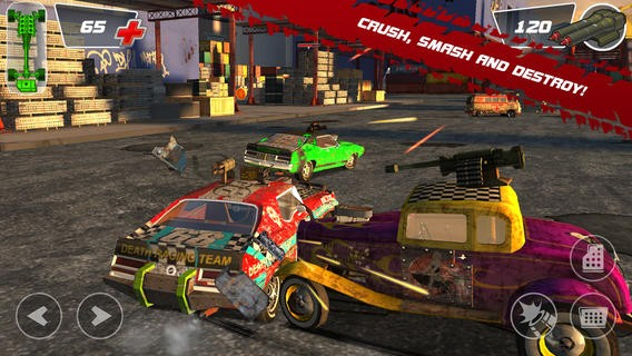 Death Race ® - Offline Games Killer Car Shooting - Apps on ...