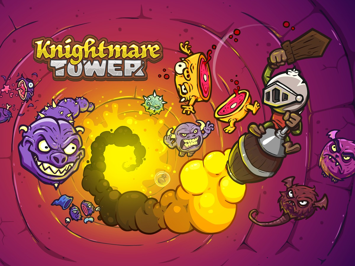 Knightmare Tower Full Gameplay Walkthrough - YouTube
