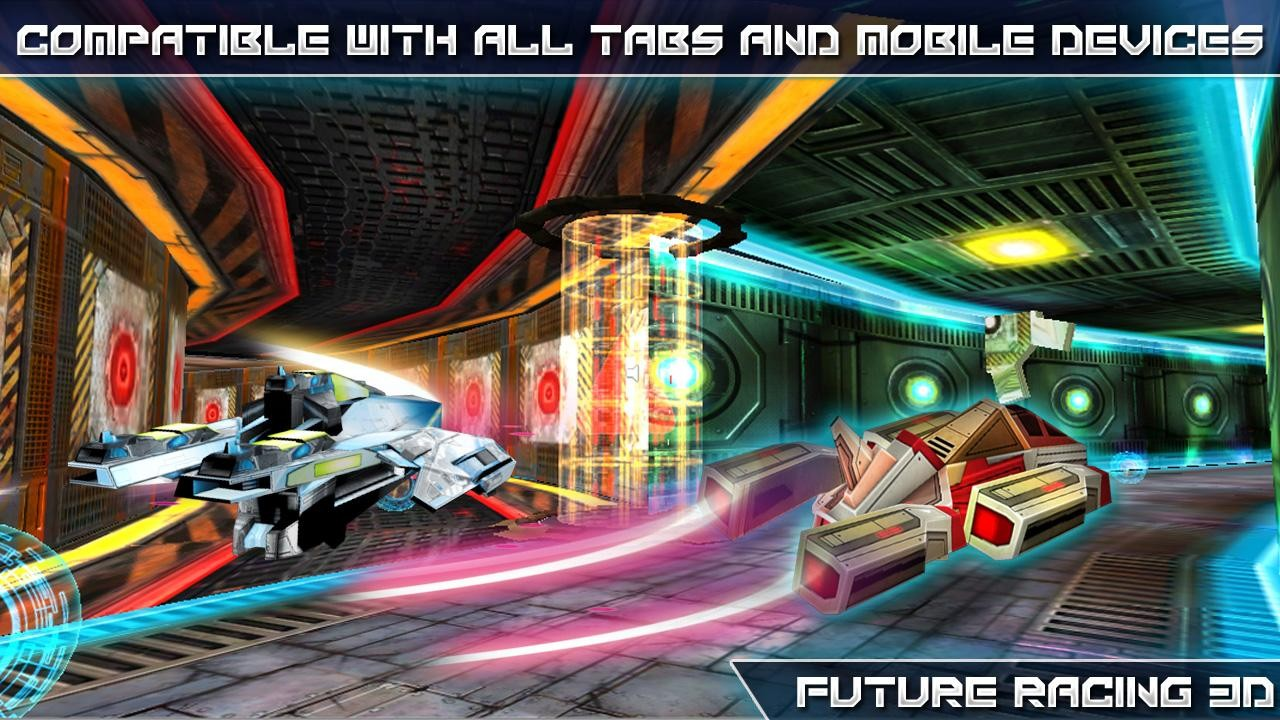 Future Racing 3d Download Android Game